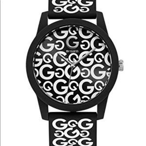 Guess Logo Watch